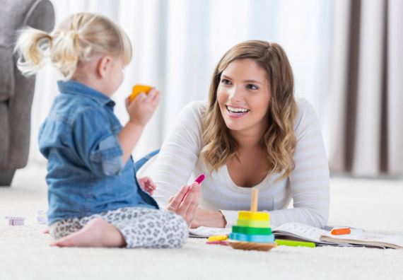 babysitting app development