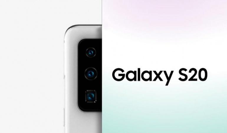 Samsung s20 camera