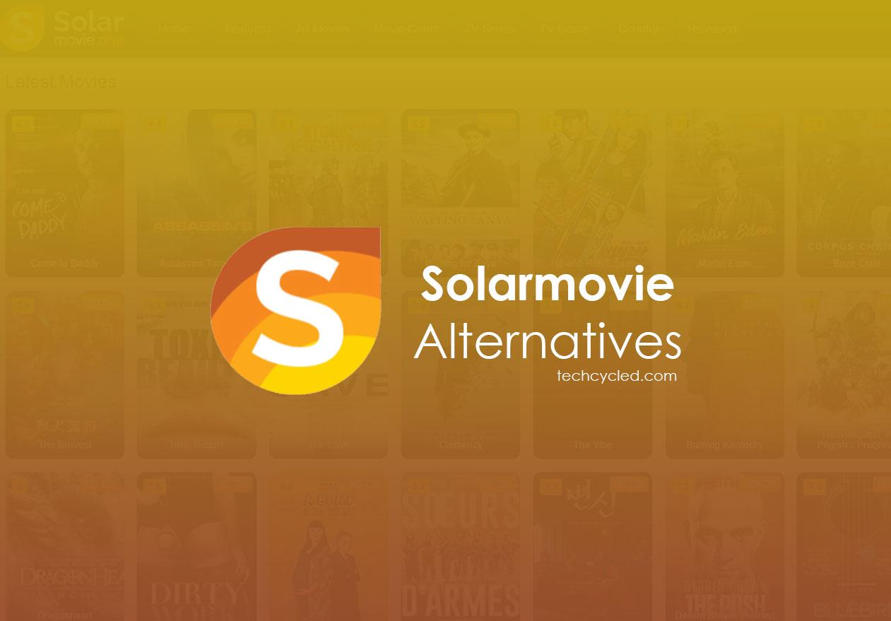 Solarmovie alternatives sites