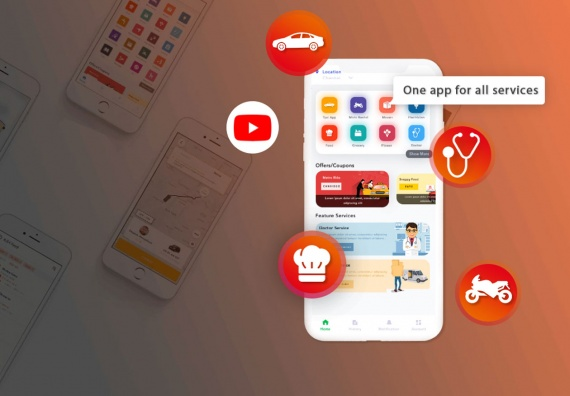 Multi Services App