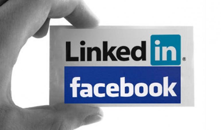 LinkedIn vs. Facebook