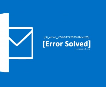 [pii_email_e7ab94772079efbbcb25] Solved