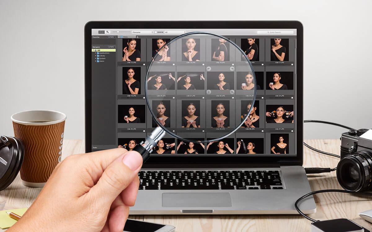 duplicate photos from mac