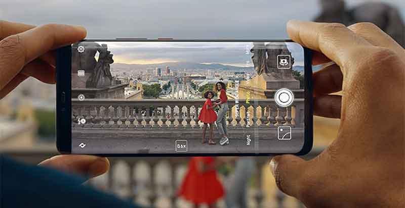 Under Display Camera
